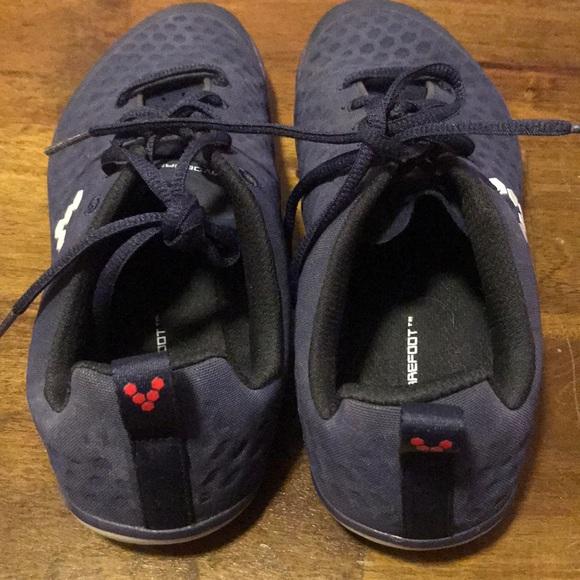 0c99f6455e46b Vivobarefoot navy blue sneakers size 39 unworn